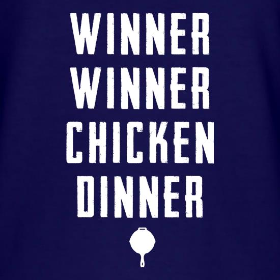 Winner Winner Chicken Dinner TXT t-shirts