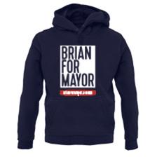 London Real hoodie
