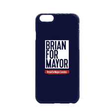 London Real phone case