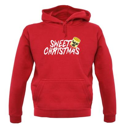 Sweet Christmas Hoodie By CharGrilled