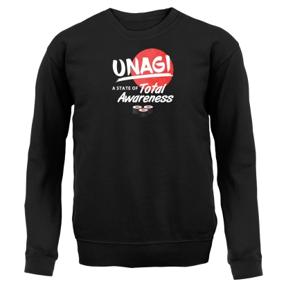 6470eaa1 Teach your friends the state of total awareness with the power of unagi...  or order a freshwater eel. It's nice to protect your friends, just make  sure you ...