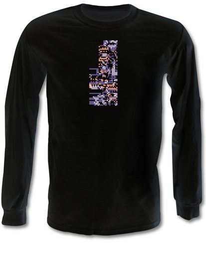 eb1524ea MissingNo Long sleeve T Shirt. Get your rare candies at the ready ...