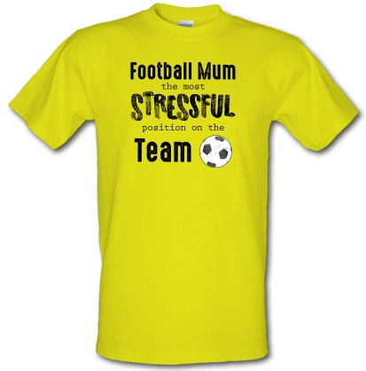 638abaf76ed5 Football Mum T Shirt By CharGrilled