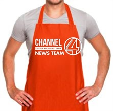 Anchorman - channel 4 outside broadcast t shirt