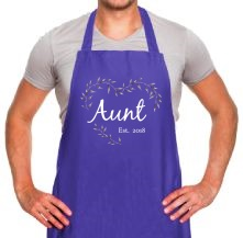 Aunt Established '18 t shirt
