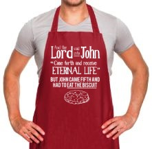 Come Forth And Receive Eternal Life. But John Came Fifth. t shirt