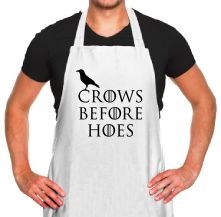 Crows Before Hoes t shirt