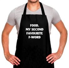 Food my second favourite F-Word t shirt