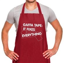 Gaffa Tape It Fixes Everything t shirt