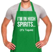 I'm In High Spirits... It's Tequila. t shirt
