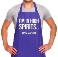 I'm In High Spirits... It's Vodka. t shirt