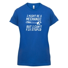 I Can't Fix Stupid t shirt