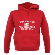 Clockworks Psychiatric Hospital t shirt