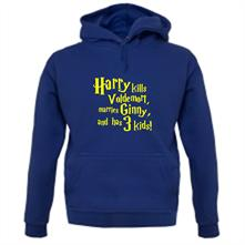 Harry Potter Spoiler t shirt