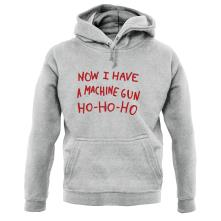 Now I Have A Machine Gun Ho-Ho-Ho t shirt