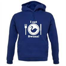 I Eat Swans! t shirt