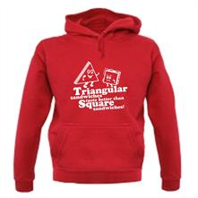 Triangular Sandwiches Taste Better Than Square Sandwiches! t shirt