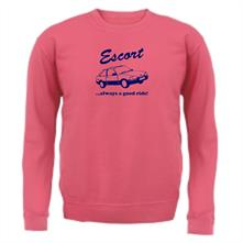 Escort...Always A Good Ride! t shirt
