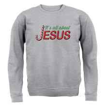 It's All About Jesus t shirt