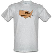 By Gum It Put Them On The Map t shirt