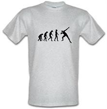 Evolution - Usain Bolt t shirt