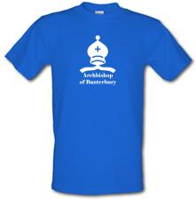 Archbishop of Banterbury t shirt