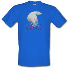 Bear On A Bike t shirt