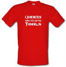Commies Are Fucking Tools t shirt