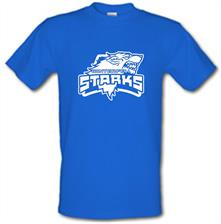 Game Of Thrones - Team Stark t shirt