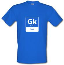 Geek Element t shirt