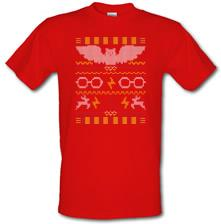 Harry Christmas t shirt
