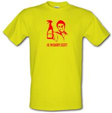 Hi, I'm Barry Scott t shirt