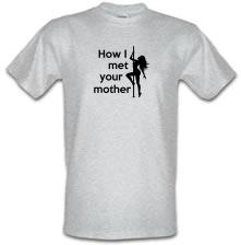 How I Met Your Mother t shirt