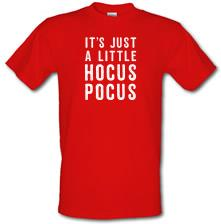 It's Just A Little Hocus Pocus t shirt