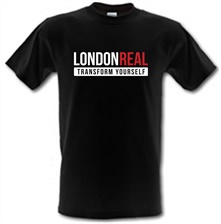 London Real male t-shirt