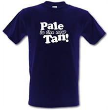 Pale Is The New Tan! t shirt