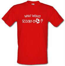 What Would Scooby Doo? t shirt