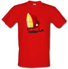 The Ironing Man t shirt