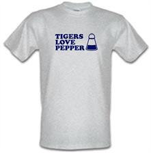 Tigers Love Pepper t shirt