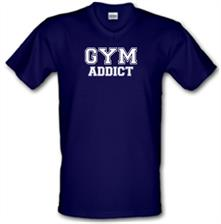 Gym Addict t shirt