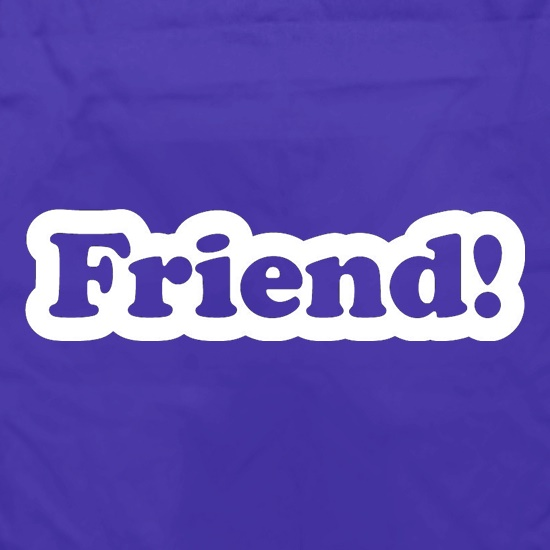 Friend t shirt