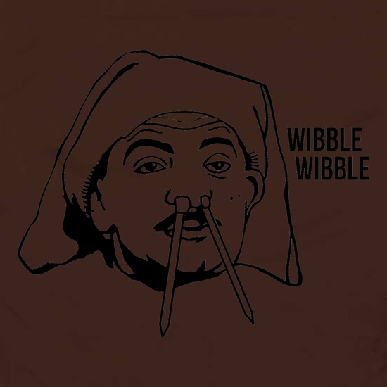 Wibble Wibble t shirt