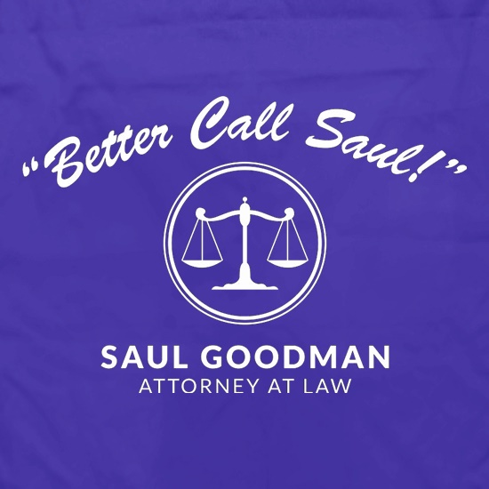 Better Call Saul t shirt