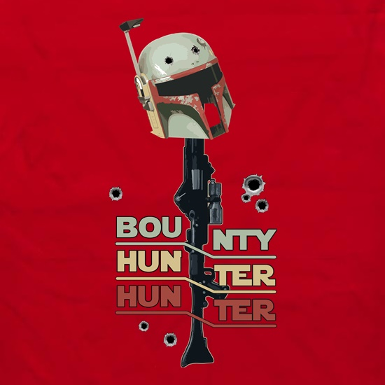 Bounty Hunter Hunters t shirt