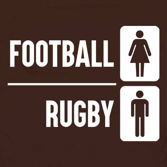 Football Or Rugby t shirt
