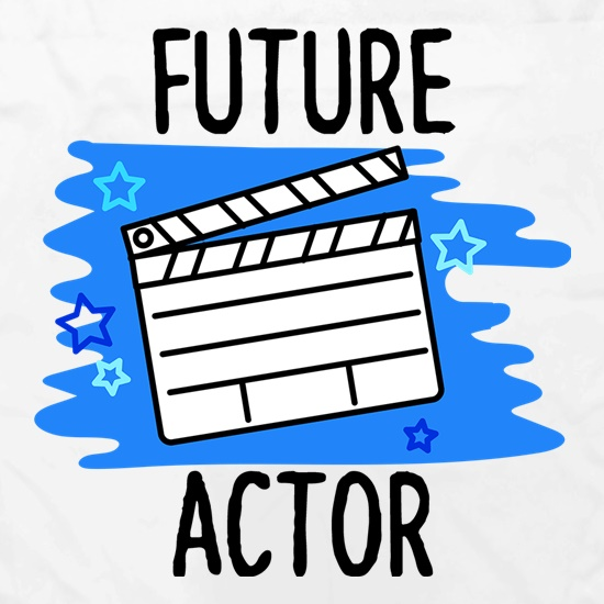 Future Actor t shirt