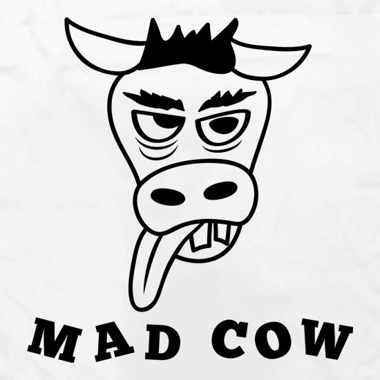 Mad Cow t shirt
