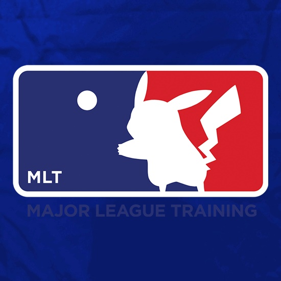 Major League Training t shirt