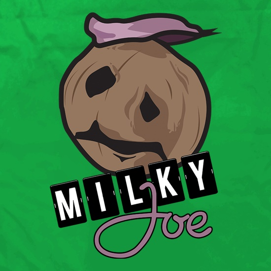 Milky Joe t shirt