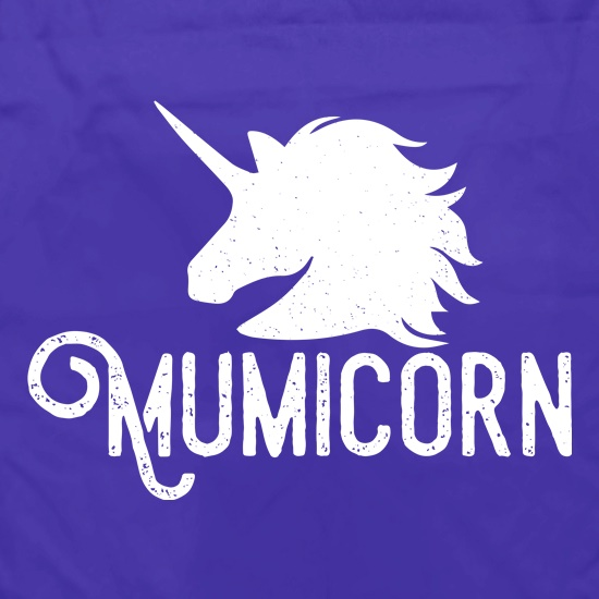 Mumicorn t shirt